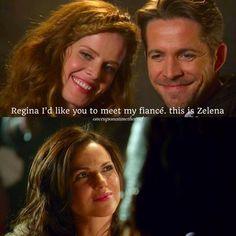 "Robin , Regina and Zelena - 4 * 21 ""Operation Mongoose Part 1"""