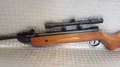 Vzduchovka KANDAR B2-4 5,5mm