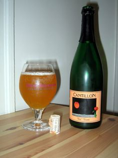 I sooo want to try Cantillon Fou' Foune - Brasserie Cantillon