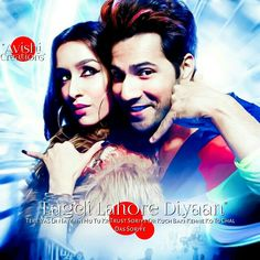 Varun Dhawan, Shraddha Kapoor, Couple Pictures, Bollywood Actress, Actresses, Queen, Couples, Movies, Movie Posters