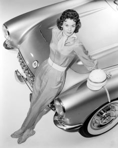 """Betty Skelton, 'Fastest Woman on Earth', started taking flying lessons at the age of 10, was the first woman to drive an Indy car, she broke transcontinental speed records, was nicknamed """"7 1/2"""" in 1959 by the Mercury Seven astronauts after passing the same rigorous training they underwent, and was inducted to no fewer than 11 halls of fame, including the National Aviation Hall of Fame and the Motorsports Hall of Fame. She drove a red Corvette until her death in August 2011."""
