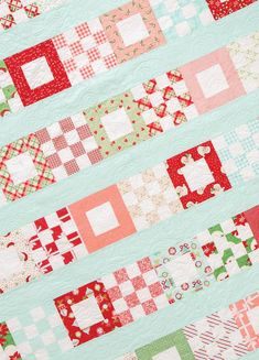 "Jelly Filled - 18 Quilts from 2½"" Strips – Lella Boutique"