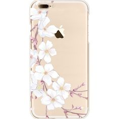 Soft Transparent tpu cases phone cover for iphone 7 case beautiful flower Feather Seagull wintersweet pattern Soft Back Cover