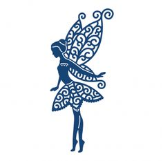 Tattered Lace Dies - Fairy