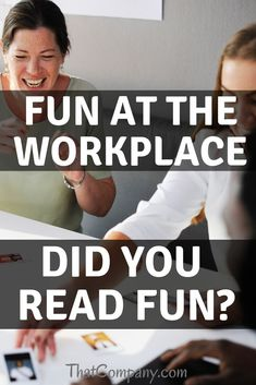 Employee Morale: Fun at the Workplace. Did You Read Fun? Employee Morale, Reputation Management, Employee Engagement, Google Ads, Play Hard, People Around The World, Internet Marketing, Workplace, Seo