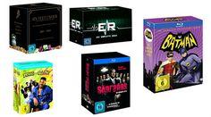 [Tagesangebot] Serien Boxen reduziert   Blu-ray und DVD