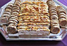 húsos hidegtál Kfc, Meat Recipes, Waffles, Cereal, Bacon, Food And Drink, Easter, Drinks, Breakfast