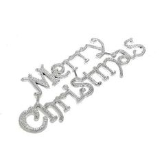 Merry-Christmas-Ornaments-Festival-Party-Xmas-Tree-Door-Hanging-Letters-Decor Hanging Letters, Merry Christmas, Christmas Ornaments, Festival Party, Xmas Tree, Bracelets, Silver, Ebay, Jewelry