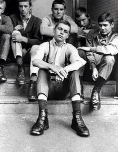 68-70 Dapper young skinheads..when reggae was king.