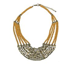 PIPOL'S BAZAAR - Imperial Necklace Yellow