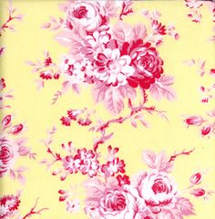 Tanya Whelan fabrics: Darla collection.  I love this pretty color combo!