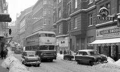 Vienna Austria, Public Transport, Street View, Hearts, Outdoor, Vintage, Europe, Historia, Vienna