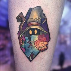 101 Awesome Final Fantasy Tattoo Designs You Need To See! - fantasy tattoos You are in the right place about 101 Awesome Final Fantasy Tattoo Des - Final Fantasy Tattoo, Fantasy Tattoos, Final Fantasy Art, Forearm Tattoos, Body Art Tattoos, Sleeve Tattoos, Tatoos, Mini Tattoos, Black Tattoos