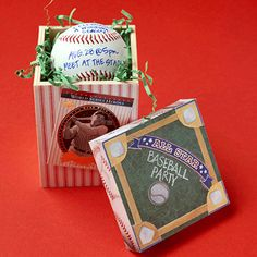 Grand Slam Invites for a Baseball Themed Slumber Party Kids Baseball Party, Baseball Birthday Party, Sports Party, Boy Birthday, Birthday Ideas, Baseball Stuff, Tennis Party, Party Planning, First Birthdays