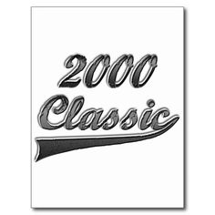 >>>Low Price Guarantee          	2000 Classic Postcard           	2000 Classic Postcard so please read the important details before your purchasing anyway here is the best buyDeals          	2000 Classic Postcard Review from Associated Store with this Deal...Cleck Hot Deals >>> http://www.zazzle.com/2000_classic_postcard-239438114210666871?rf=238627982471231924&zbar=1&tc=terrest