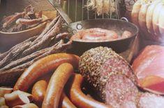 Picture Milk Bread Recipe, Bread Recipes, Billy Vaughn, Biltong, Kos, Sausage, Recipies, Homemade, Meat