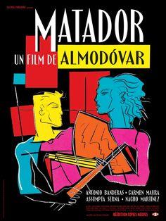 Matador. Pedro Almodóvar.