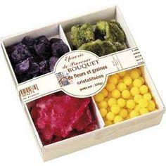 fleurs cristallisées Edible Flowers, Provence, Sweets, Fruit, Breakfast, Food, Flowers, Weddings, Sweet Pastries