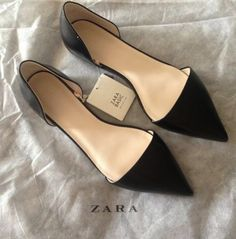 for those who do not wear heels ., Flats for those who do not wear heels ., Flats for those who do not wear heels . Cute Shoes, Me Too Shoes, Daily Shoes, Look Fashion, Fashion Shoes, Fashion Dresses, Shoe Boots, Shoes Sandals, Flat Shoes
