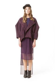 buy it at www. Second Skin, Winter Coat, Merino Wool, Evening Dresses, Swimwear, Jackets, Stuff To Buy, Clothes, Fashion