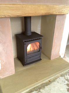 Log Burner : )