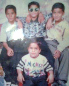 Childhood#Brothers#cute by wam_shaikh