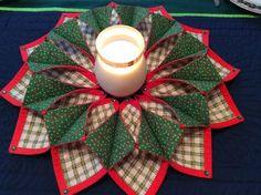 More Stitch N Fold Wreaths