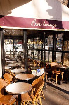 Présentation Mucha Café