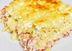 Csőben sült sonkás-baconos rakott tészta | Szilvi receptje - Cookpad receptek