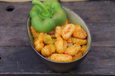 Shops, Shrimp, Stuffed Peppers, Vegetables, Food, Stuffed Pepper, Tablewares, Food Food, Deco