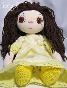ΥΠΕΡΟΧΕΣ ΔΗΜΙΟΥΡΓΙΕΣ: Коллекционная кукла Мила