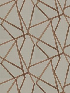 Buy Sumi Ivory/Mustard in Ivory/Mustard, a feature wallpaper from Harlequin, featured in the Momentum 3 Wallpapers collection from Fashion Wallpaper. Harlequin Wallpaper, Copper Wallpaper, Brown Wallpaper, Feature Wallpaper, Black And White Wallpaper, Bathroom Wallpaper, Modern Wallpaper, Geometric Wallpaper, Pattern Wallpaper