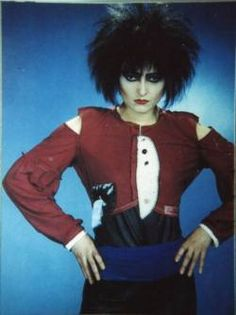 "siouxsielover: ""Siouxsie Sioux 