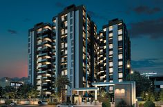 Find a new, evolved way of life at the latest landmark Ahmedabad has acquired- The Iscon Riverside.
