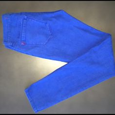 Blue jeans Royal blue BDG jeans BDG Jeans Straight Leg