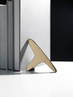 another Sublime design by the master; Carl Auböck / Brass Bookends