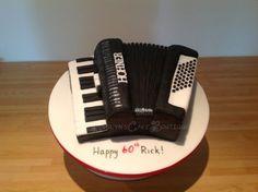 Accordion Cake