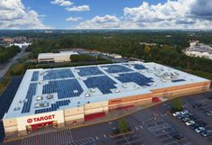 New report names Target the top corporate solar installer in the U.S.