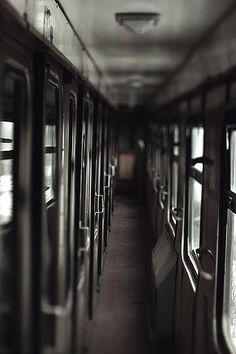 the nostalgic beauty of night compartments trains