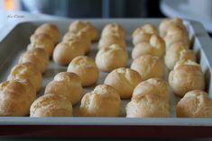 Ingredienti: 120 gr. acqua 60 gr. burro 75 gr. farina (per me mix per bigné senza glutine Senzaltro) un pizzico sale 2 uova (per...