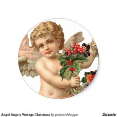 Angel Angels Vintage Christmas