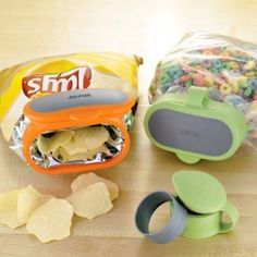 Handy for car rides and picnics