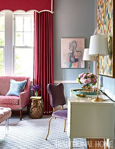 Catherine M. Austin Interior Design/ October 2015 Traditional Home