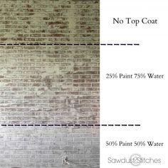 to: Faux Brick Wall White Washing Brick White Washing Brick Faux Brick Walls, Brick Paneling, Painted Brick Walls, White Wash Fireplace Brick, Brick Painted White, Faux Brick Wall Panels, Brick Fireplace Wall, Faux Brick Backsplash, White Bricks