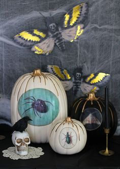DIY pumpkins with pr
