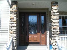 Provia Heritage Fiberglass Entry Door