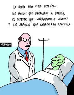 Caricatura Rayma.