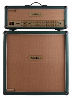 Marshall Custom Shop Limited Edition JVM410H Guitar Amplifier Half Stack