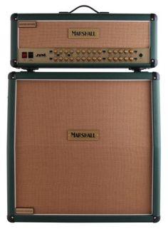 Marshall Custom Shop Limited Edition JVM410H Guitar Amplifier Half Stack