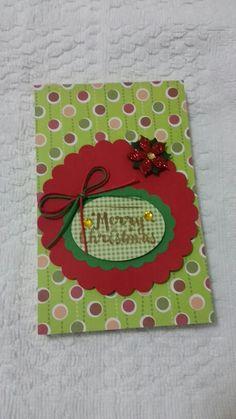 Bloquinho decorado para presentear neste Natal